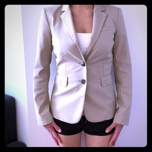 Mexx tan colour blazer